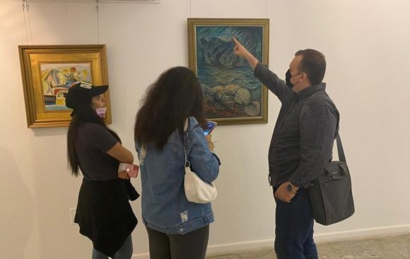 Visit to the Assembly of Mahmoud Said Museums in Alexandria
